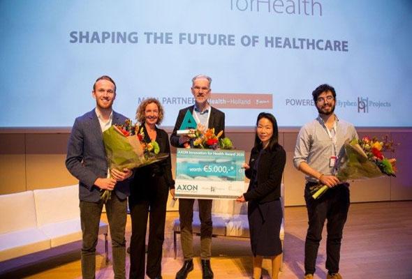 PharmaCytics winner Innovation Award 2020